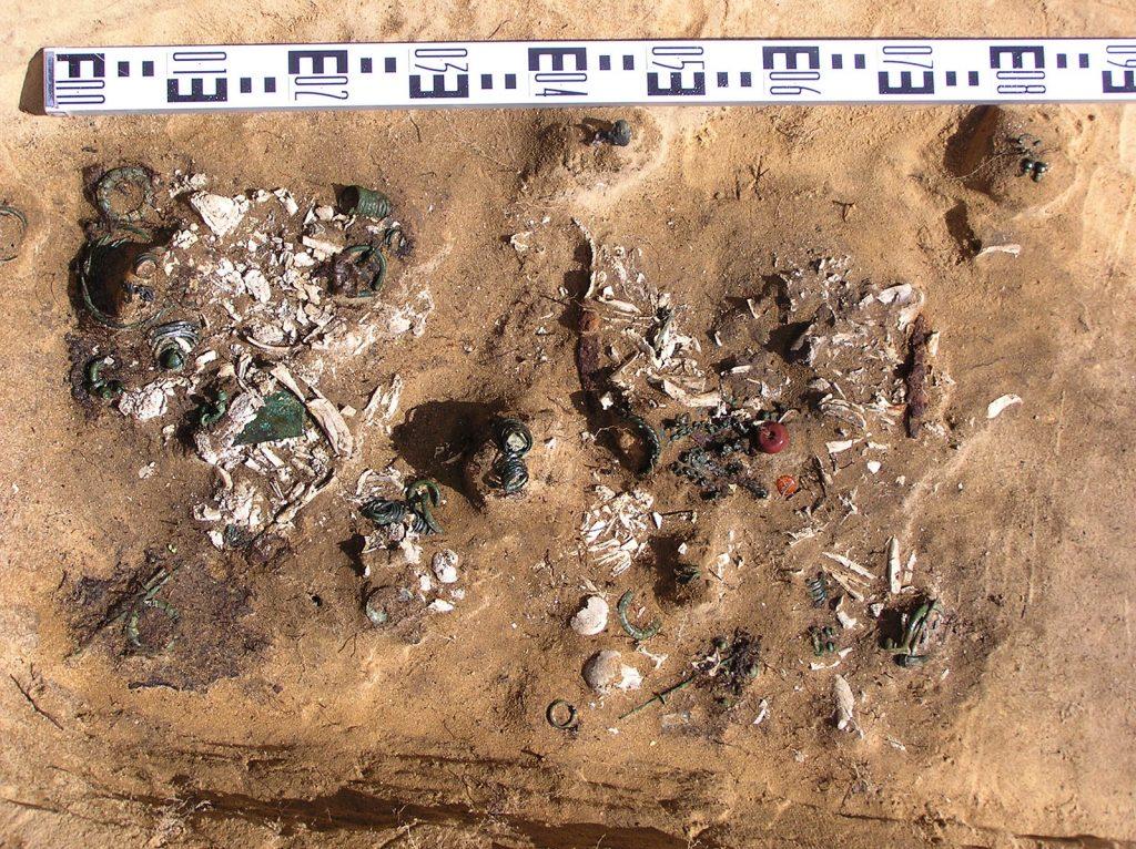 Archeologiniai tyrimai - Viešvilė 10