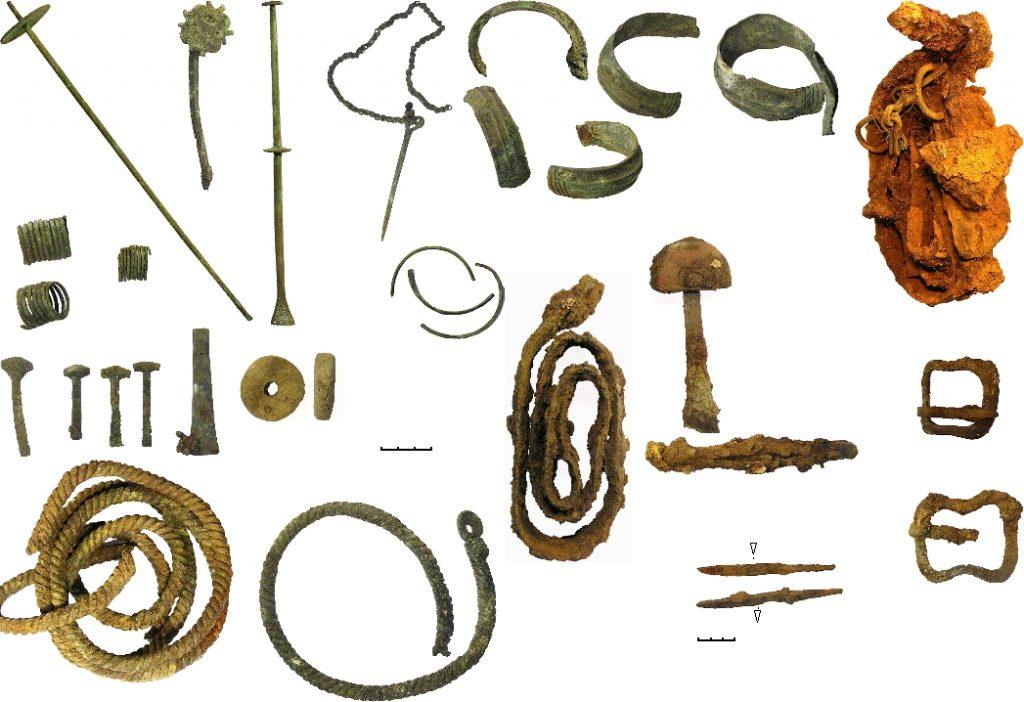Archeologiniai tyrimai - Viešvilė 7