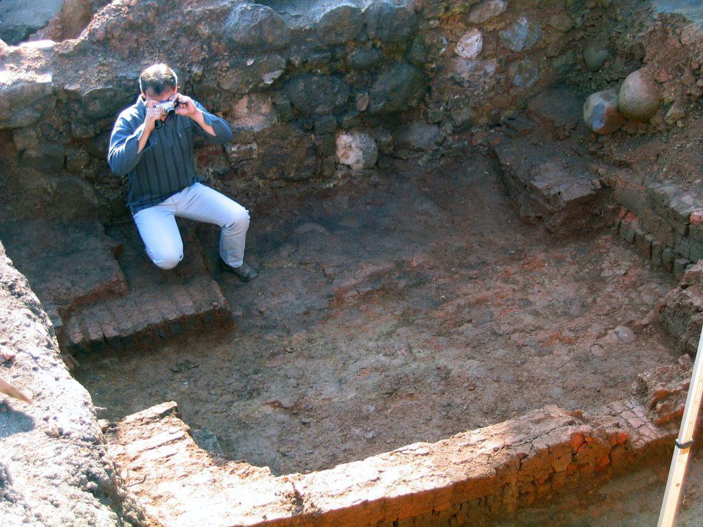 Archeologiniai tyrimai - Trakai 3