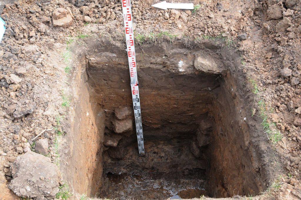 Archeologiniai tyrimai - Telšiai 2