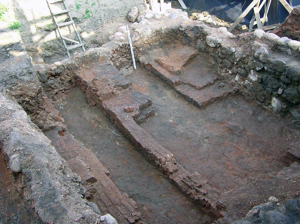 Archeologiniai tyrimai - Trakai 5