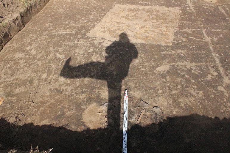Archeologiniai tyrimai - Alytus - Kruonis 2